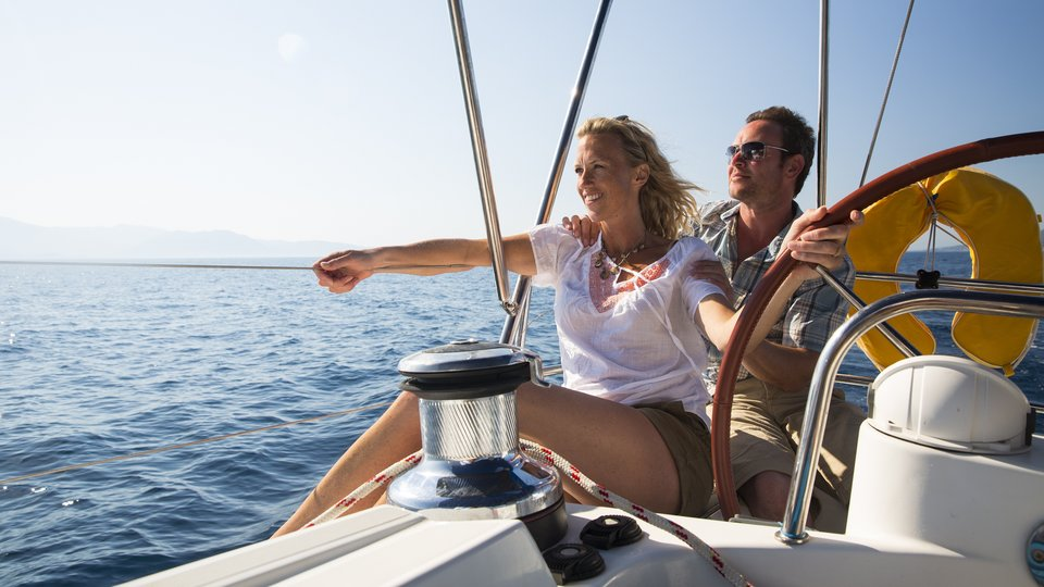 Easy sailing