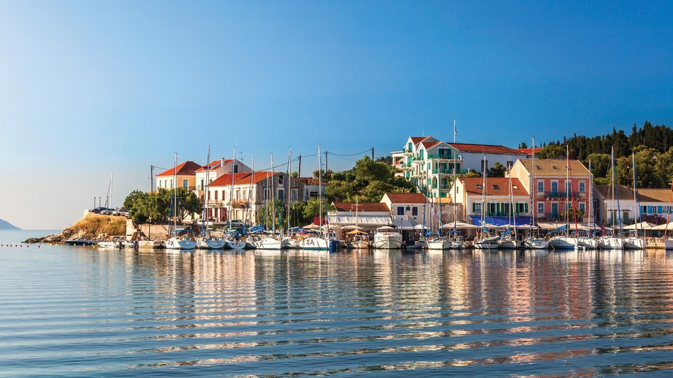 Fiscardo (Kefalonia), Greece