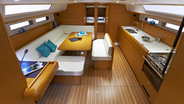 Sunsail 47 galley