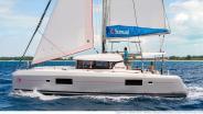 Sunsail 424 Sailing Lagoon
