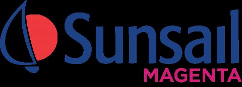 Sunsail Magenta Logo